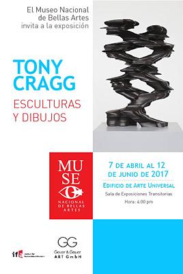 Ausstellung von Tony Cragg in Kuba