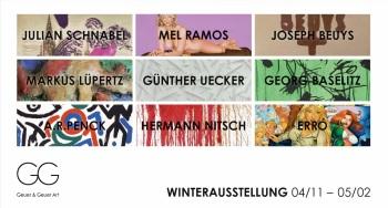 einladungskarte winterausstellung 2016 cover