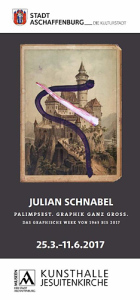 Julian Schnabel Palimsest