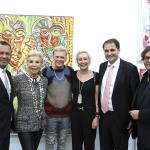 Ausstellung der Neuerscheinung von Leon Löwentraut - gender equality
